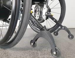 rodas anti-volteio